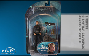 Diamond Select Stargate: Atlantis Series 3 - Samantha Carter - 1