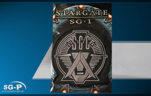 Merchandise - SG-1 SGC Stargate Command Patch Legends Memorabilia - 1 Teaser
