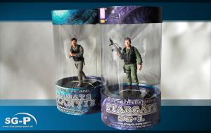 Stargate - Pewter Figurines - Teaser
