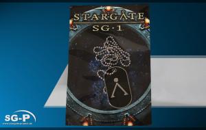 Merchandise - Stargate SG-1 Halskette Earth Glyph Point of Origin - 1 Teaser