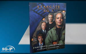 Merchandise - Stargate SG-1 Roleplaying Game Fantastic Frontiers Season 1 (AEG) - 1 Teaser