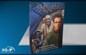 Merchandise - Stargate SG-1 Roleplaying Game First Steps (AEG) - 1 Teaser