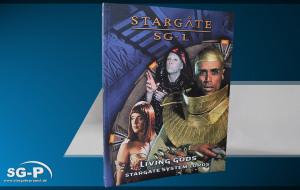 Merchandise - Stargate SG-1 Roleplaying Game Living Gods Season 3 - 1 Teaser