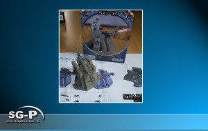 Merchandise - Best-Lock - Stargate SG-1 - Jaffa Defense Tower - 3