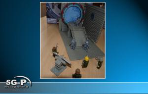 Merchandise - Best-Lock - Stargate SG-1 - Stargate Command - 3