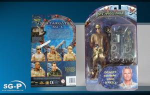 Merchandise - Diamond Select - Stargate SG-1 - Series 4 - Desert Combat O'Neill