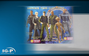 Merchandise - Diamond Select - Stargate SG-1 - Series 2 - Samantha Carter - Replicator Carter - Teal'c - Jaffa Teal'c - Black Ops Teal'c - Thor