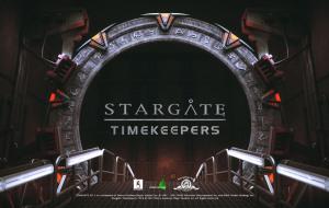 Teaser - News - Stargate: Timekeepers