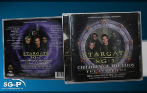 Teaser - Soundtrack - Stargate SG-1 Children of the Gods - The final cut