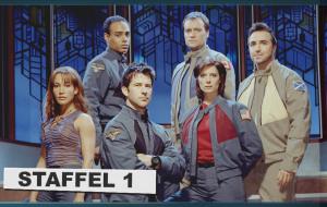 Stargate: Atlantis - Staffelübersicht - Staffel 1