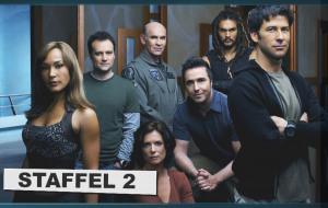 Stargate: Atlantis - Staffelübersicht - Staffel 2