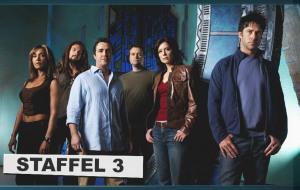 Stargate: Atlantis - Staffelübersicht - Staffel 3