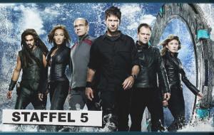 Stargate: Atlantis - Staffelübersicht - Staffel 5