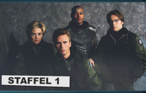 Stargate SG-1 - Staffelübersicht - Staffel 1