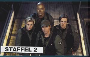 Stargate SG-1 - Staffelübersicht - Staffel 2