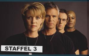 Stargate SG-1 - Staffelübersicht - Staffel 3