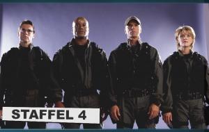 Stargate SG-1 - Staffelübersicht - Staffel 4