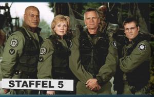Stargate SG-1 - Staffelübersicht - Staffel 5