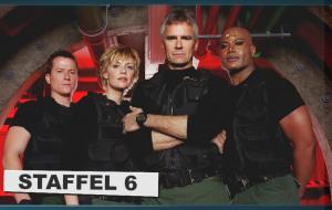 Stargate SG-1 - Staffelübersicht - Staffel 6