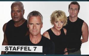 Stargate SG-1 - Staffelübersicht - Staffel 7