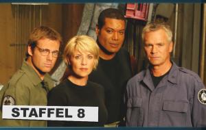 Stargate SG-1 - Staffelübersicht - Staffel 8