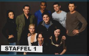 Stargate: Universe - Staffelübersicht - Staffel 1