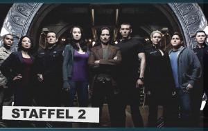 Stargate: Universe - Staffelübersicht - Staffel 2