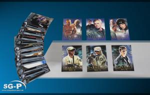 Stargate: SG-1 Trading Cards Season 4