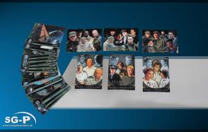 Stargate: SG-1 Trading Cards Season 5