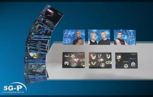 Stargate SG-1 Trading Cards Season 8