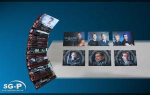 Stargate SG-1 Season 9 Trading Cards