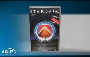 Stargate: Der Kinofilm - VHS - 01