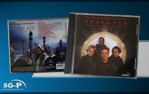 Soundtrack Stargate SG-1 - Teaser
