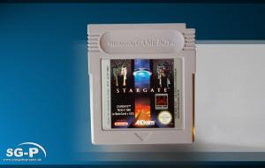 Teaser - Merchandise - Stargate GameBoy