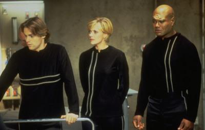 Episode - SG-1 - 01x18