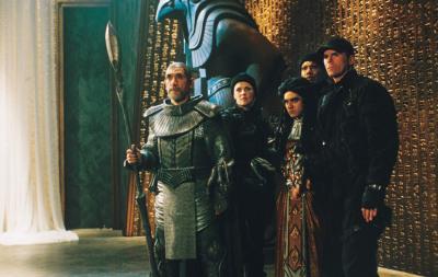 Episode - SG-1 - 02x01
