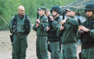 Episode - SG-1 - 03x09