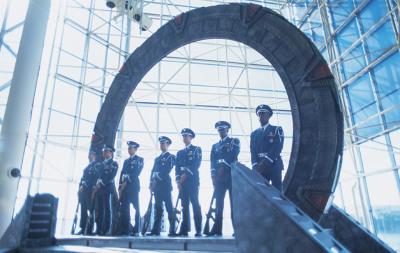 Episode - SG-1 - 04x16