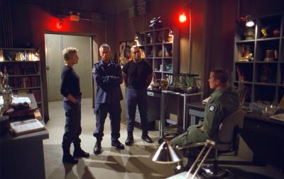 Episode - SG-1 - 06x21