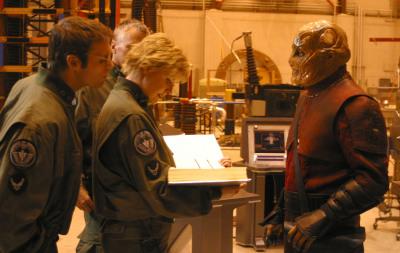 Episode - SG-1 - 07x08