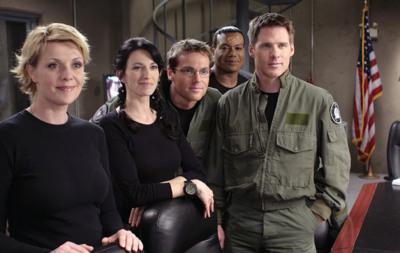 Episode - SG-1 - 10x06