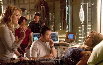 Episode - SGA - 01x18