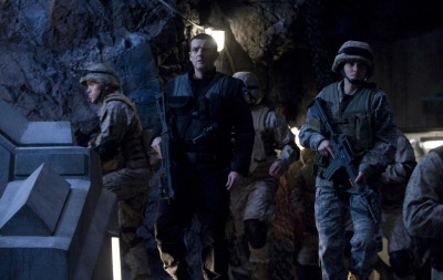 Episode - SGU - 01x01