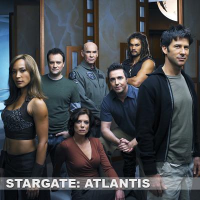Stargate Atlantis - Serienübersicht
