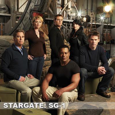 Stargate SG-1 - Serienübersicht