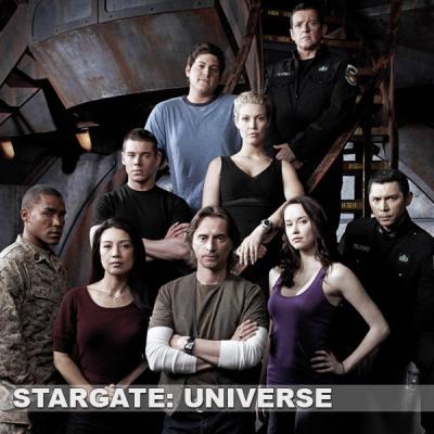 Stargate Universe - Serienübersicht